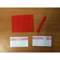 Version plastique et papier